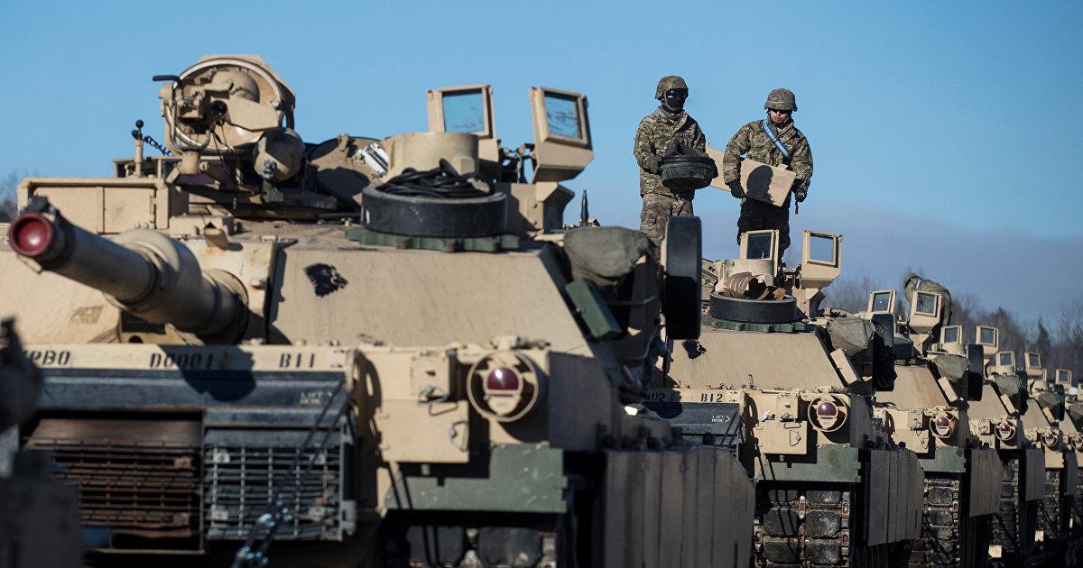 Намек понят: польские Абрамсы M1 готовы к конфликту с Россией (The National Interest, США) (The National Interest)