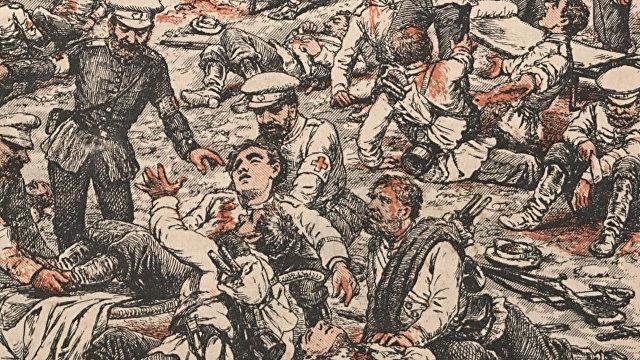 История прошлого и настоящего: о строительстве лагерей, в которых проживало 15 тысяч русских военнопленных (Майнити симбун, Япония)