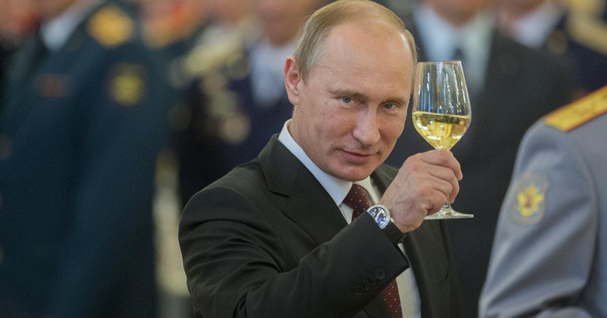 Politico (США): протекционизм и Крым как подоплека путинских правил о шампанском (Politico)
