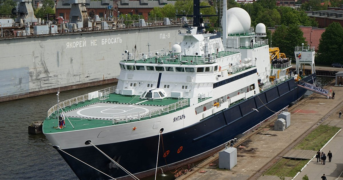 Defence 24 (Польша): подводные кабели  новый приоритет российского военного флота (Defence24)