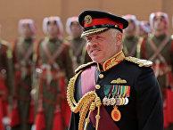 Иорданский король Абдалла II