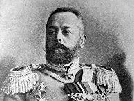 Участник первой мировой войны генерал Александр Васильевич Самсонов