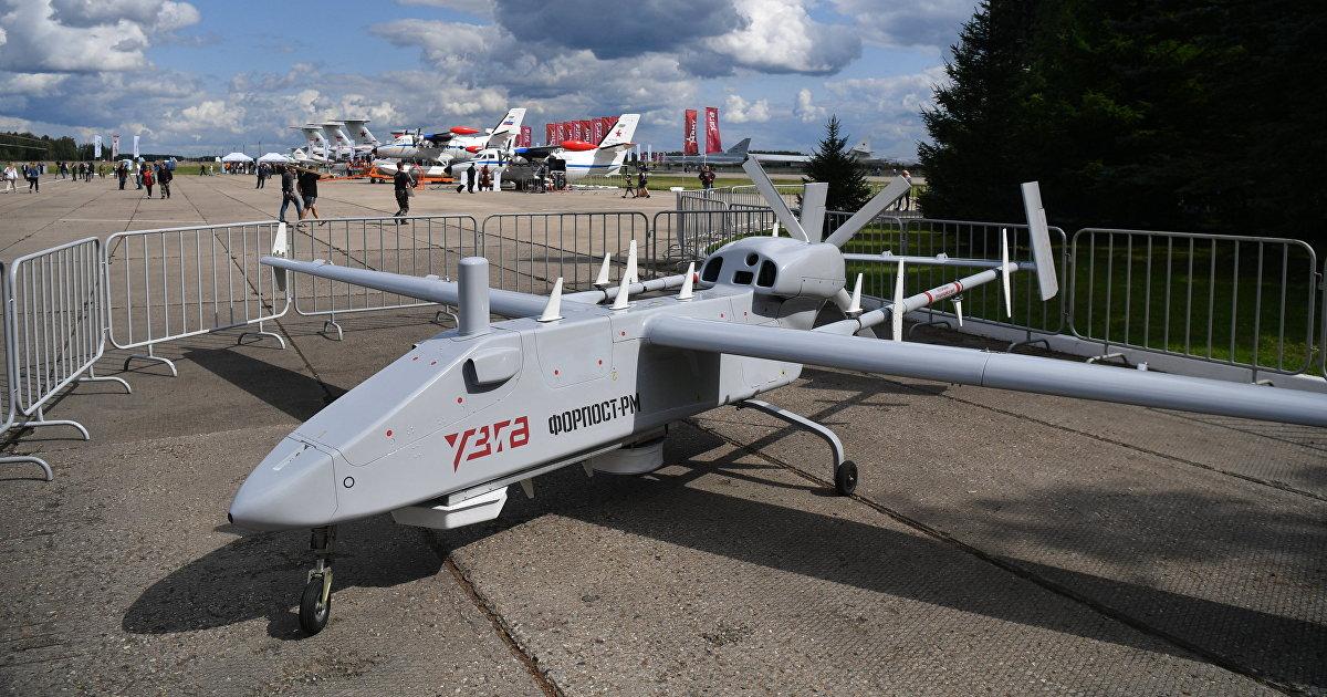 Popular Science (США): Россия хочет запускать маленькие дроны с беспилотников корабельного базирования (Popular Science)