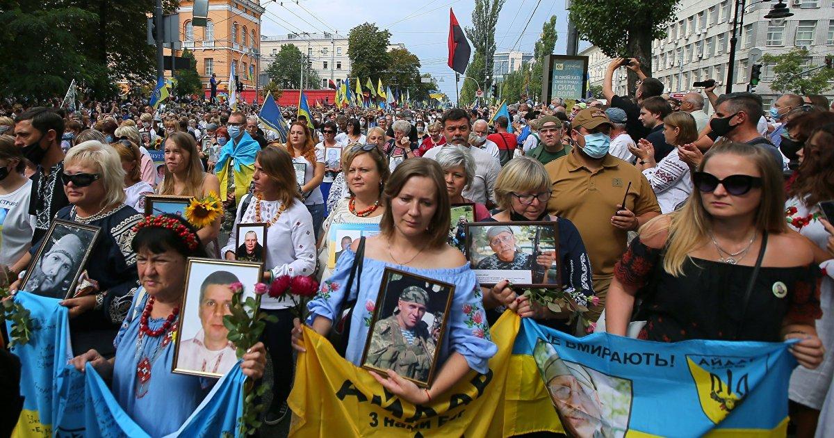 Укрiнформ (Украина): как Россия перемолола украинцев (Укрiнформ)