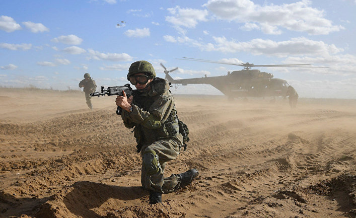 Основной этап учения ССУ «Запад-2021» завершился на полигоне Мулино Западного военного округа