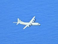 Транспортный самолёт Shaanxi Y-8