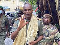 Полковник Садио Камара в Бамако