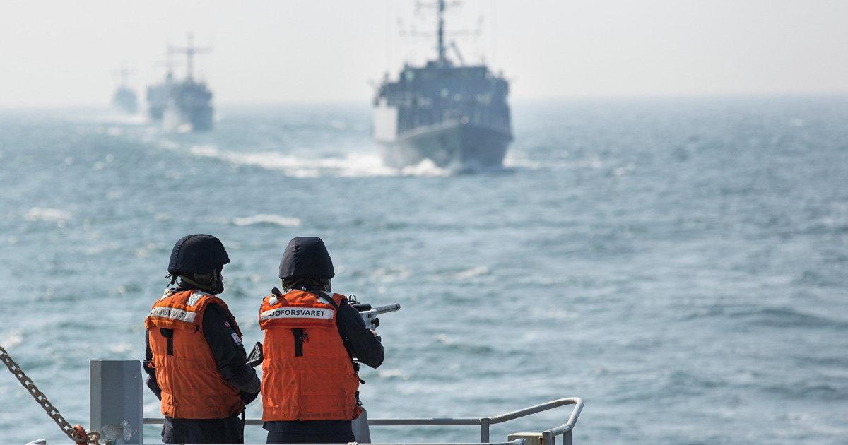 Дания крепит военное сотрудничество Северных стран, чтобы защититься от России (TV2, Дания) (tv2.dk)