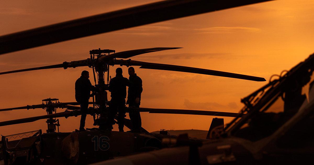 Китайские военные: НОАК хочет купить у России тяжелые ударные вертолеты Ка-52К (South China Morning Post, Гонконг) (South China Morning Post)