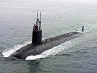 Подводная лодка SSN-774 Virginia-Class